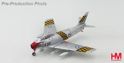 F-86F Sabre 6433, 1st TFW, ROCAF 中華民國空軍 軍刀式 戰鬥機