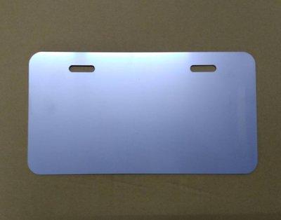 7碼新車牌(白牌專用)~Gogoro 加厚版車牌保護板~不鏽鋼~更耐用~加厚版硬梆梆~彰化市有店面