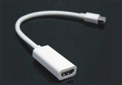 【唯我獨尊】Mini DisplayPort 轉 HDMI 支援音頻輸出 New Surface Pro MacBook 台中市