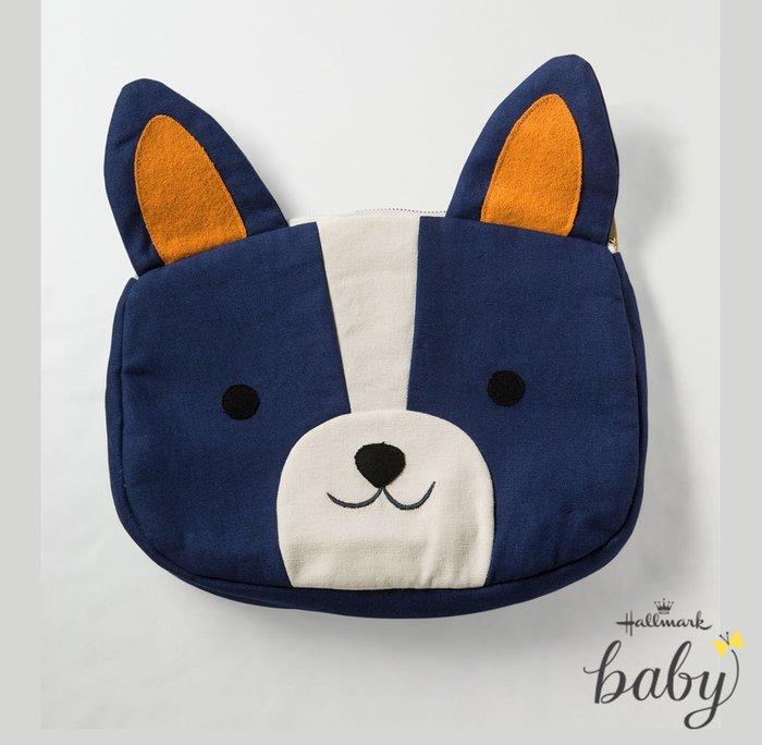 Hallmark baby.*兒童後背包 兒童書包 雙肩後背包・美國進口 超優設計款・可愛藍色小狗