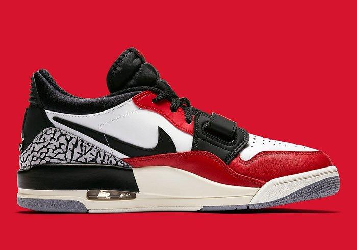 【紐約范特西】預購 AIR Jordan Legacy 312 Low Chicago CD7069-106
