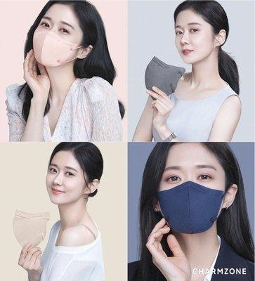 韓國製 張娜拉代言 CHARMZONE 夏日輕薄透氣口罩 單片(非醫療)