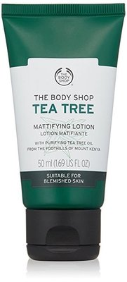【西寧鹿】THE BODY SHOP TEA TREE 茶樹淨膚保濕膠 MATTIFY LOTION