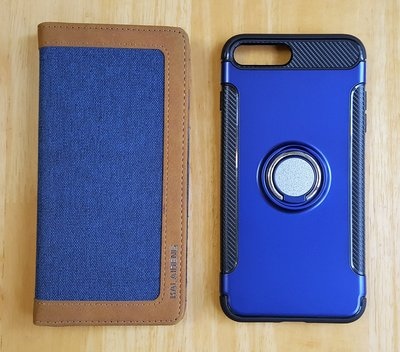 iphone 7 plus covers , 2 pcs in one set