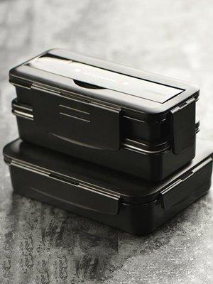 便当盒日本ASVEL便當盒 日式成人健身餐餐盒  餐分格微波爐雙層飯盒 全館免運