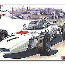 1:24 Hasegawa Honda F1 RA272E 1965 Mexican GP Winner/Tamiya/Fujimi/Aoshima