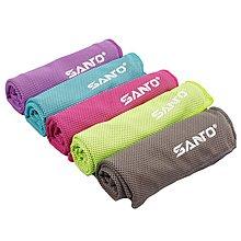 SANTO 山拓 冰巾 速乾毛巾 涼感運動毛巾 防暑冰爽巾