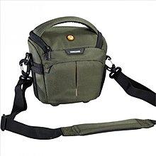 晶豪泰 Vanguard 精嘉 2GO 即行者 15 綠 斜肩腰掛攝影旅遊包 全新輕量化材質便利、防護再提升
