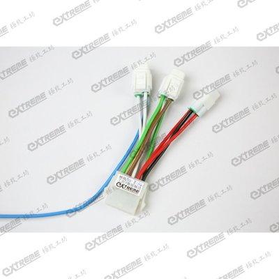 [極致工坊] 新勁戰 改 BWS X BWS'X 大B 液晶 儀表 直上線組 轉接線組