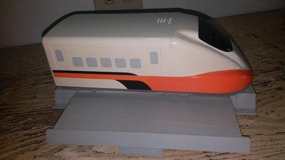 二手 外觀佳 台灣高鐵 700T 造型便當盒