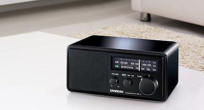 【用心的店】SANGEAN 山進 WR-11二波段 復古收音機 公司貨