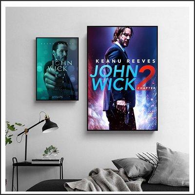 捍衛任務 John Wick 殺神回歸 電影海報 藝術微噴 掛畫 嵌框畫 @Movie PoP 賣場多款海報~