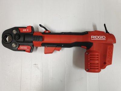 ╭☆優質五金☆╮RIDGID RP218 里奇 不銹鋼管迷你油壓壓接機*壓接鉗*(自動回油) 超級輕 非RP310