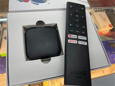 HAKOmini 智慧電視盒 2G/8G #二手電視盒 #保固中 #大里店 03522