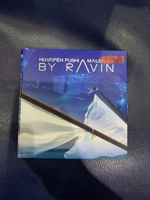 *還有唱片行*RAVIN CD+DVD 二手 Y13712