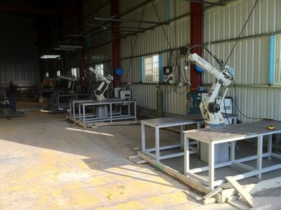 國際牌Panasonic /大阪OTC/ yaskawa/六軸式機械手臂CO2焊接.焊機.溶接機.氬焊 ROBOT