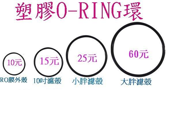 【NianYing 淨水】塑膠 O-RING 環《10吋濾殼專用止水塑膠墊卷》