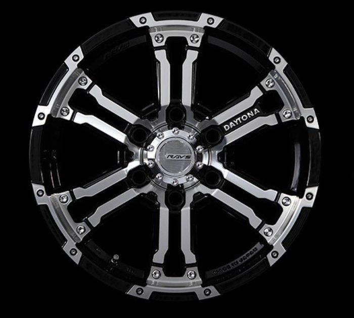 DJD19051749 日本正RAYS FDX 16-17吋 鍛造鋁圈 輕量化 依當月報價為準