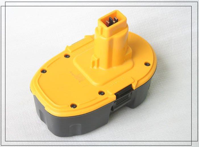 美國得偉 dewalt 18v 電動工具專用 1700mah 副廠電池 長效鎳氫