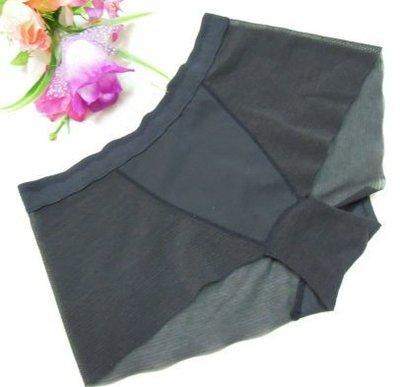 《3件免郵》《華歌爾~Salute》莎露【SV1829】素面透氣修飾褲~M~黑色~日本製