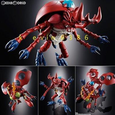 東京都-超進化魂DVS06 06 數碼寶貝 超比多獸 高約17公分 可動 代理 現貨 非神奇寶貝