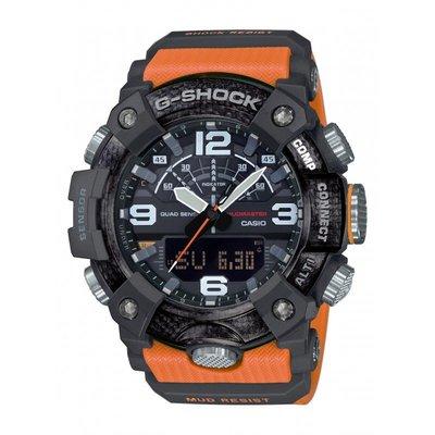 門市正貨-全新G-shock MUDMASTER GG-B100 GG-B100-1 GG-B100-1A9 四重傳感器 藍牙 碳纖維核心防護手錶