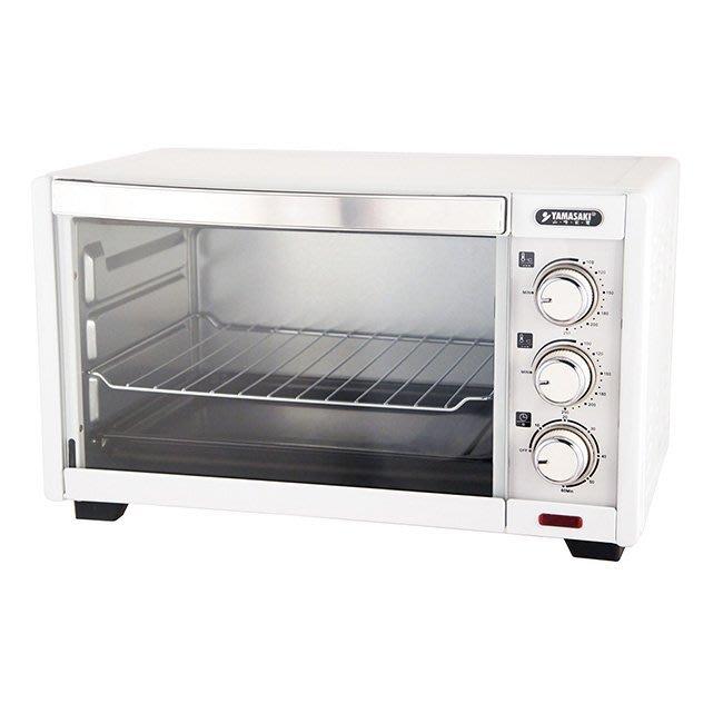 【大頭峰電器】烹飪教室&食譜指定款YAMASAKI 山崎家電 22L雙溫控專業級電烤箱 SK-220RH