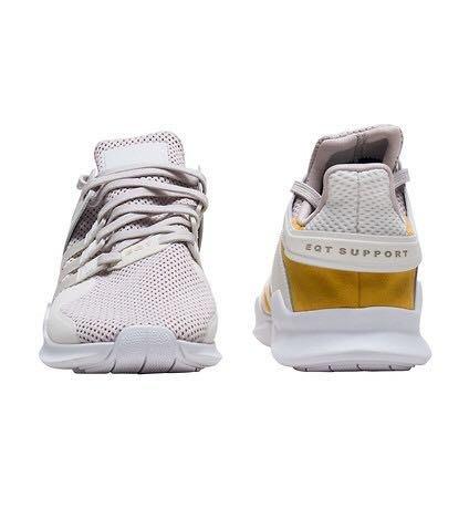 size 40 1d892 482e0 ... Cheers Adidas EQT Support ADV 白黃歐美限定米黃編織男鞋AC7141