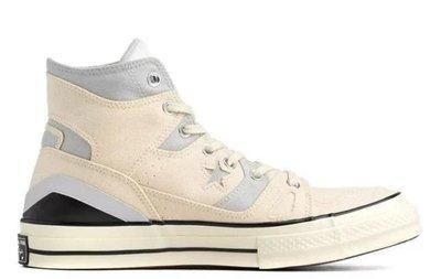 全新 Converse All Star 70 Hi E260 in Black/White 166462C Free