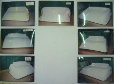 [28年帆布行] 大卡車、小貨車車頭專用三面順風板:隔熱.順風.省油.公司店名招牌廣告.美觀