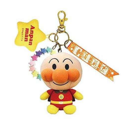 【東京速購】日本 麵包超人 細菌人 Anpanman 吊飾 娃娃 鑰匙圈