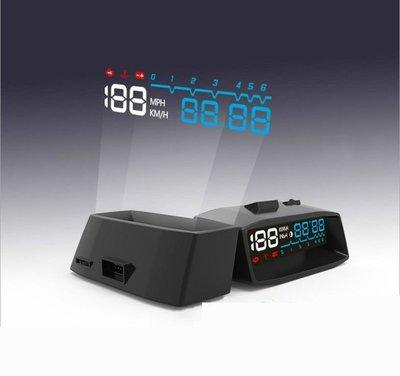 ~向上3C~ A200 OBD2 HUD 抬頭顯示器 擋風玻璃顯示 轉速表~最新版 增強版 非HL-A100