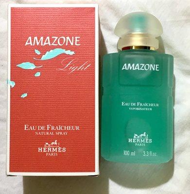 愛馬仕Hermes Amazone Eau de Fraicheur perfume 100ml 經典絕版品 限量品 台北市
