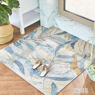 北歐入戶門絲圈地墊可裁剪家用玄關門口門墊進門門廳地毯蹭土腳墊