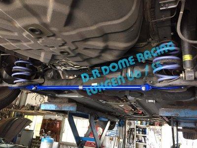 【童夢國際】D.R DOME RACING 納智捷 Luxgen U6 ECO 後下扭力桿 後下拉桿 防傾桿