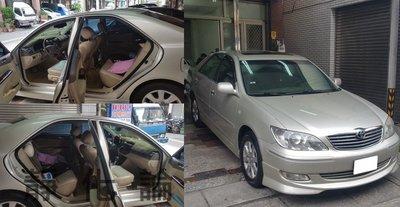 ☆久豆麻鉄☆ Toyota Camry 5代 適用 (四門氣密) 全車隔音套組 汽車隔音條 靜化論 芮卡國際 公司貨
