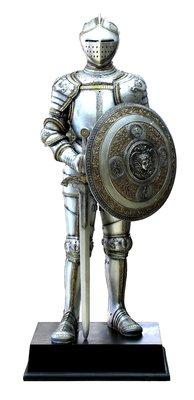 點點蘑菇屋{擺飾}大型長劍盾牌鐵甲武士 盔甲武士 全身盔甲 希臘武士 中古世紀歐洲羅馬武士 鋼甲武士 現貨 免運費