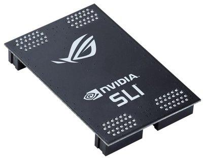 華碩 ASUS ROG Nvidia Geforce SLI HB 橋接器 2槽 6cm
