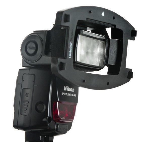 呈現攝影-英國 Lastolite LR2616 機頂閃燈控光配件組 通用接座+色片+蜂巢6/9mm  離機閃 公司貨