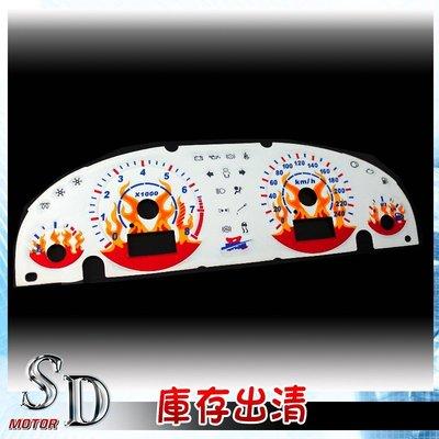 【SD祥登汽車】福特 Metrostar 02~03 digital dimmer 儀錶板 火燄板 舊線 庫存出清