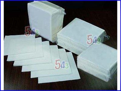 水針不織布4*4*600張.10公分冷刀裁Cleanroom Wiper無塵擦拭布無塵室清潔用品一次性無塵布非擦拭紙抹布