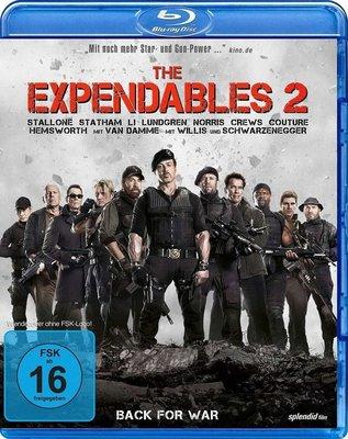 【藍光電影】浴血任務2 / 敢死隊2 / The Expendables 2 (2012)