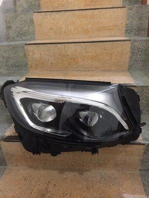 15000 GLC w253 右大燈 LED 0908505911
