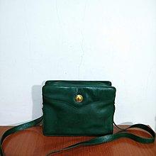 早期摩登時代 美好時光 vintage 義大利製 Lanvin 浪凡 真皮 古著 側背包