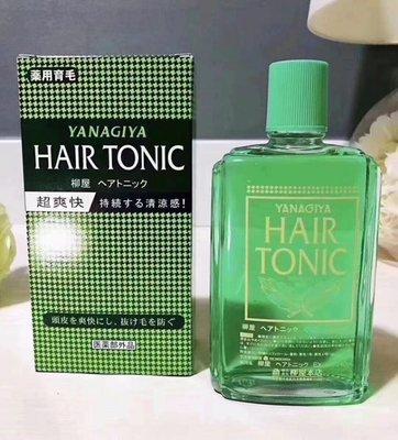 【愛生活】日本正品柳屋YANAGIYA HAIR TONIC 生髮液 髮根營養液 育髮防脫柳屋營養液240ml 附噴頭