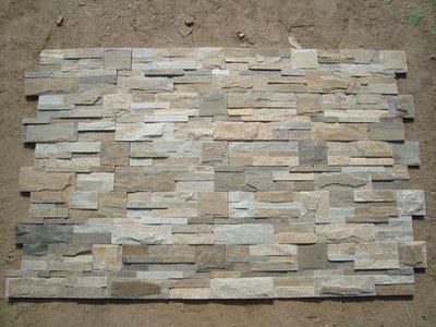╭☆雨過天青☆╮進口摩拉維亞文化石 抿石子 孔雀板 紅絲綢 滿天星 黃金板岩 專業團隊