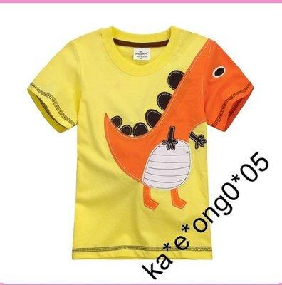 Buymore K5061 童裝 男童 女童 小童 寶寶 短袖 T-SHIRT, T恤, 上衣 (只餘2件)