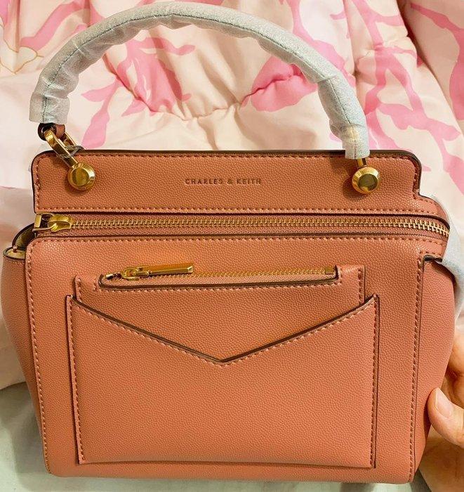 ☆R&M☆正品新加坡小CK包 CHARLES&KEITH 肩背包 手提包品牌~現貨