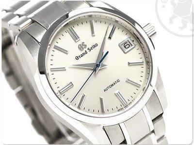 預購 GRAND SEIKO SBGR259 精工錶 機械錶 手錶 38mm 9S65機芯 鈦金屬錶殼錶帶 男錶女錶