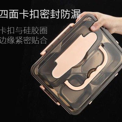 送餐包304不銹鋼保溫便當盒學生食堂上...